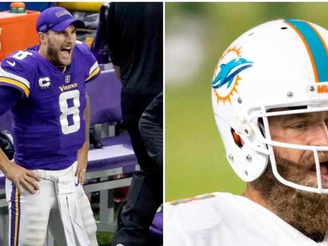 Dolphins' QB plan is enough to make a Vikings fan jealous