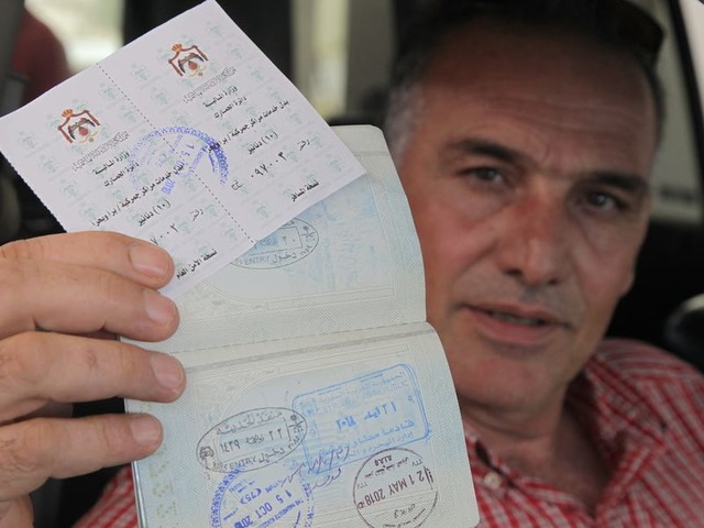 What it's like to travel when you don't have the power of a privileged passport