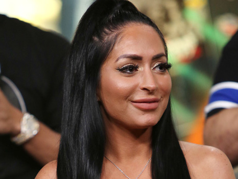 Jersey Shore's Angelina Pivarnick Hasn't Spoken To Bridesmaids After 'Uncalled For' Speech