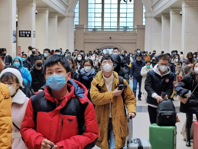 What You Need to Know About China's Virus Outbreak