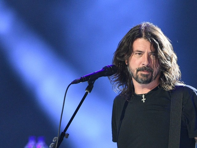 Anti-Vaccine Group Protests Outside Foo Fighters Show For Vaccinated Fans Only
