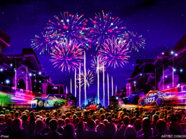 Behind the Music of Together Forever-A Pixar Nighttime Spectacular