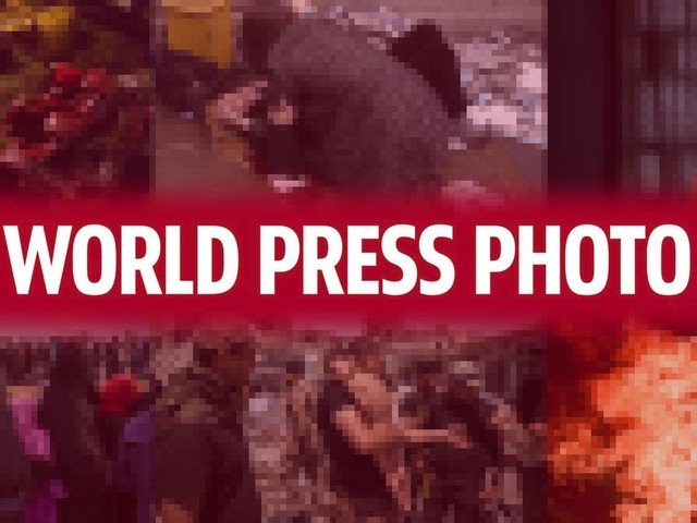 Here are the 6 Finalists for World Press Photo of the Year 2018