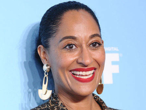 Tracee Ellis Ross Makes a Case for Red Lipstick at the Gym