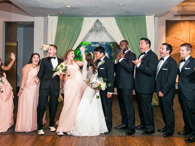 Field Notes: Bridal Parties Mix It Up With Bridesmen and Groom's Gals