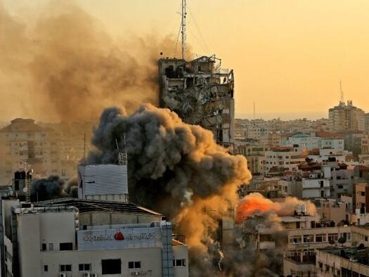 """Pilots Tell Israeli News Channel They Flattened Gaza Buildings To """"Vent Frustration"""""""