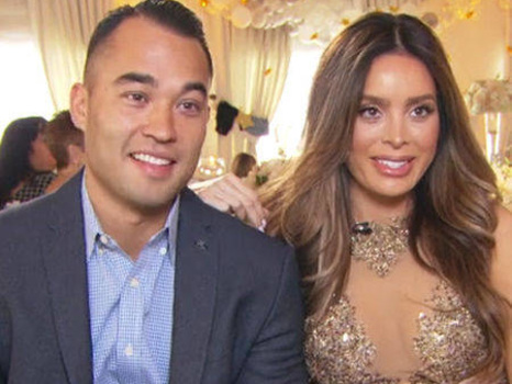 Six-Pack Mom Sarah Stage Dishes on Pregnancy Cravings at Lavish Baby Shower
