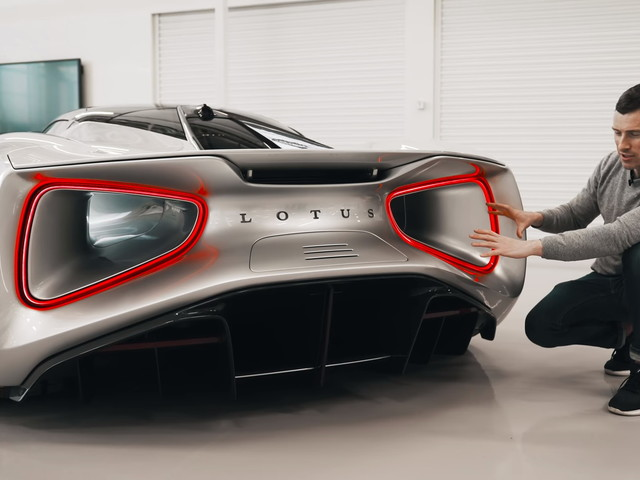 Take A Tour Around The 2,000 HP Lotus Evija And Its Stunning Details