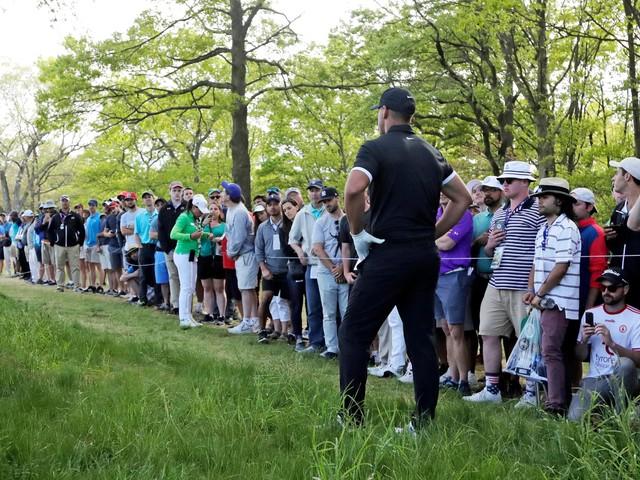 The Latest: Koepka (par, 70) still 7 in front at PGA
