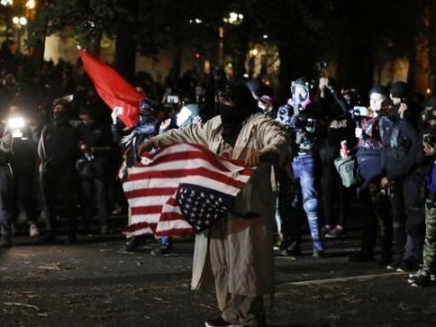 Plutocrat Violence And Election-Night Horror: Marxian Analysis Shows That Antifa Is Fascist