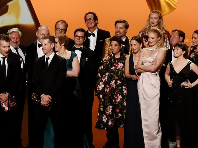 Game of Thrones Just Won Its Last Emmy, Ever - Watch the Acceptance Speech