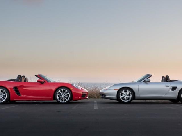 Porsche Boxster, 1997-2017: The Difference 2 Decades Makes