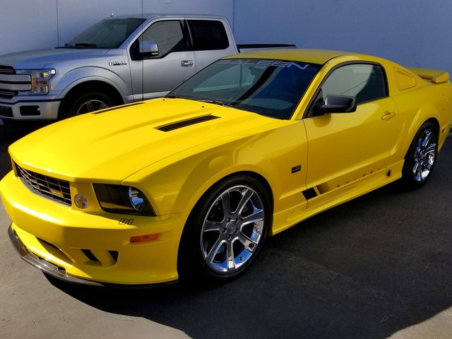 2005 Ford Mustang--Saleen