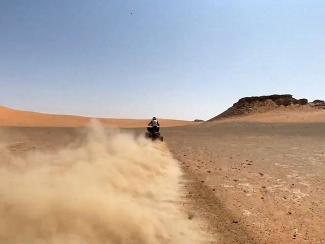 Apple Shares New 'Saudi Desert Riders' Shot on iPhone Video
