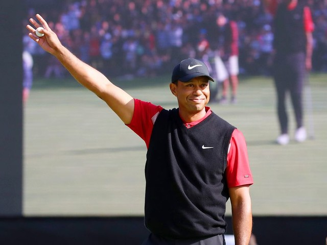Tiger Woods is back (again) and he's got the PGA Tour wins record with him