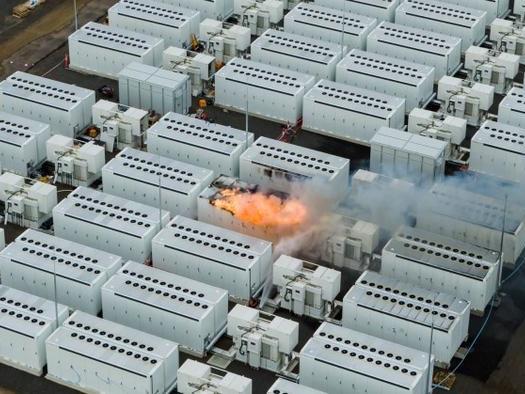 Tesla Megapack Battery Fire In Australia Finally Extinguished After Four Days Of Burning