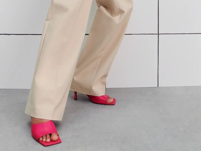 The Square-Toe Sandal Trend Is NOT For Squares