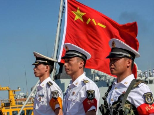 US General Says China Seeking A Military Base On Africa's Atlantic Coast