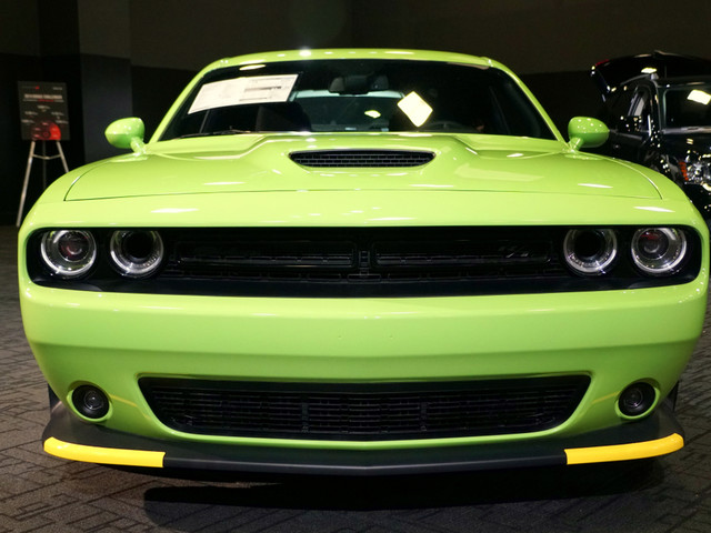 Fade to Pink: Dodge Changes Splitter Guard Color