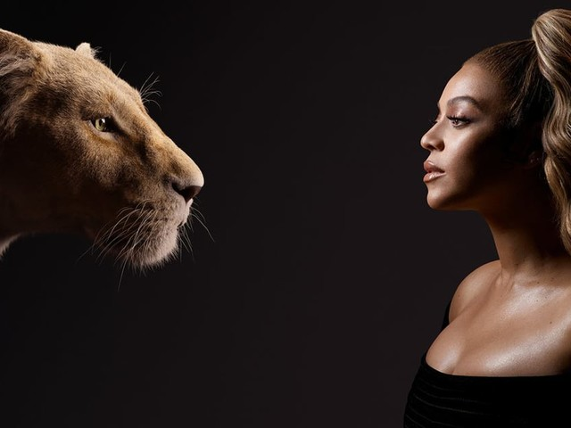 """Beyoncé Just Dropped a Brand-New Song, """"Spirit,"""" as Part of Her Curated Lion King Album"""