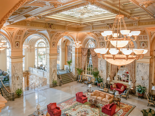 The Hermitage Hotel is Named 2019 Best City Center Historic Hotel By...