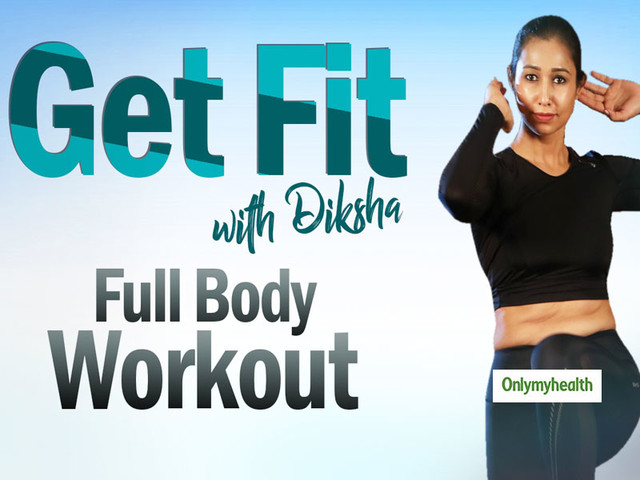 Get Fit Ep 1: Achieve Your Fitness Goals With This Full Body Workout