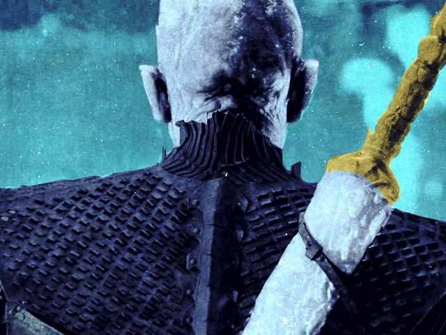 R.I.P., Night King. We Wish We Learned Your Secrets.