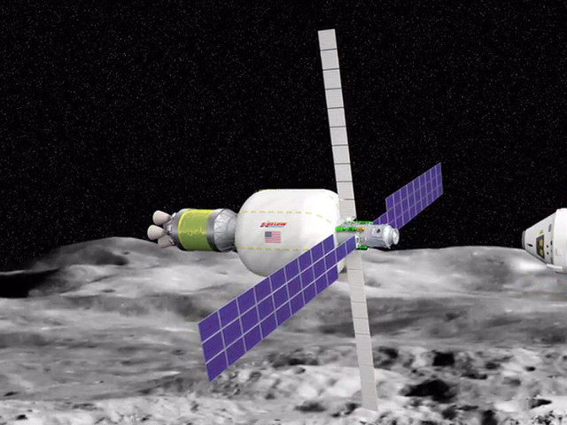 ULA, Bigelow partner on launch of habitable pod near moon