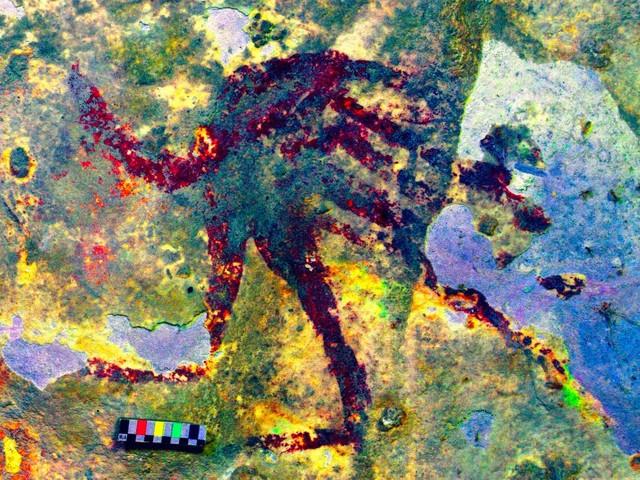 Humanity's Oldest Cave Art Shows Shape-Shifting Supernatural Hunters