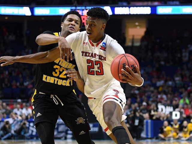 Jarrett Culver showed why he's a top NBA draft pick for Texas Tech