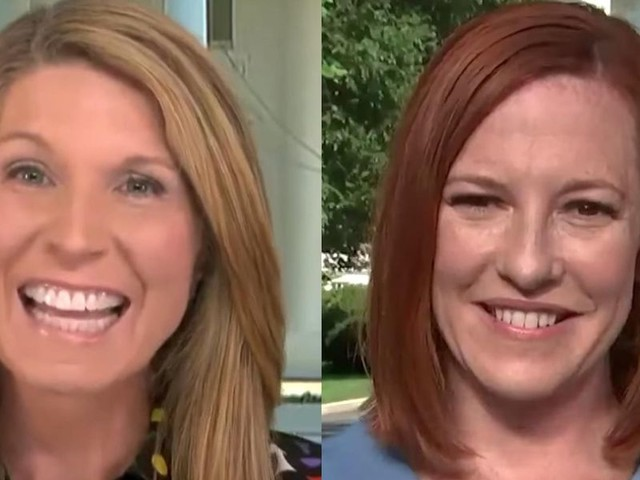 MSNBC's Nicolle Wallace gushes over Jen Psaki, says 'vast majority' of White House reporters like her