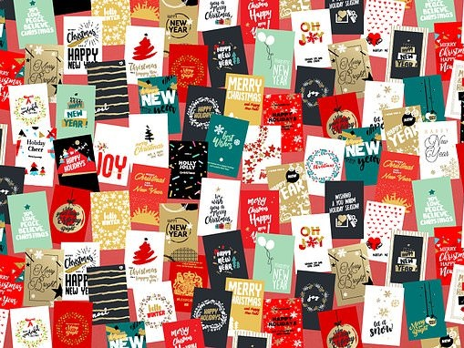 Brainteaser challenges public to find the passport among the Christmas card in less than 48 seconds