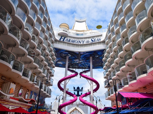 Harmony of the Seas Live Blog - Day 1 - Embarkation Day