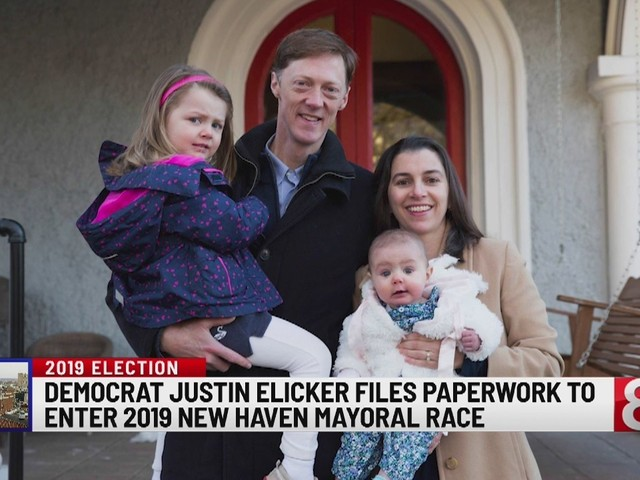 Justin Elicker to run for mayor of New Haven