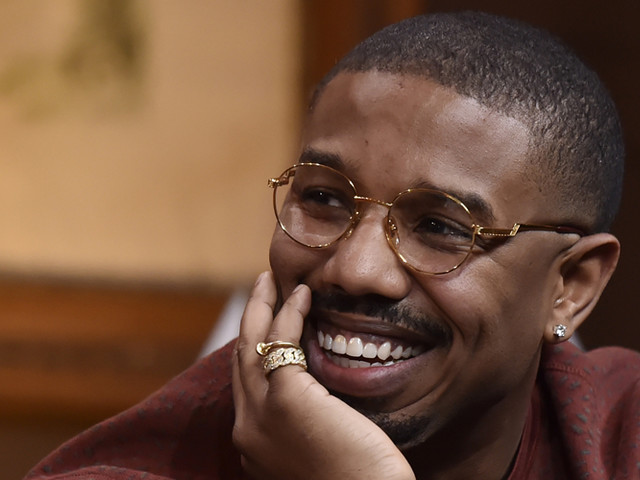 Michael B. Jordan Says His 'Star Wars' Audition Was Probably His Worst to Date