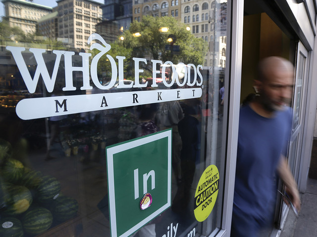 Whole Foods just cut more prices for Amazon Prime members