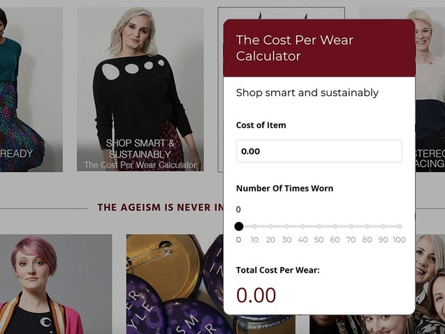 The-Bias-Cut.com launches cost-per-wear calculator to encourage more considered purchases