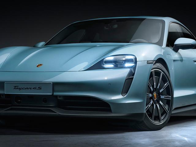 2020 Macan Turbo And Taycan 4S Headline Porsche's LA Auto Show Lineup