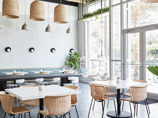 This Plant-Based Florida Cafe Is A Modern Delight