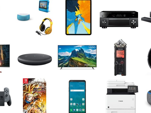 Amazon Echo devices sale, plus LG Stylo 4, iPad Pro, and more deals for July 7