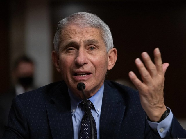 Dr. Fauci just confirmed something crucial everyone needs to know about the coronavirus vaccine