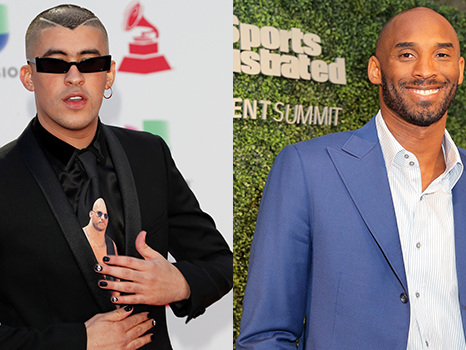 Bad Bunny Pays Tribute To Kobe Bryant's 5 Championships & Marriage To Vanessa In New Song '6 Rings'