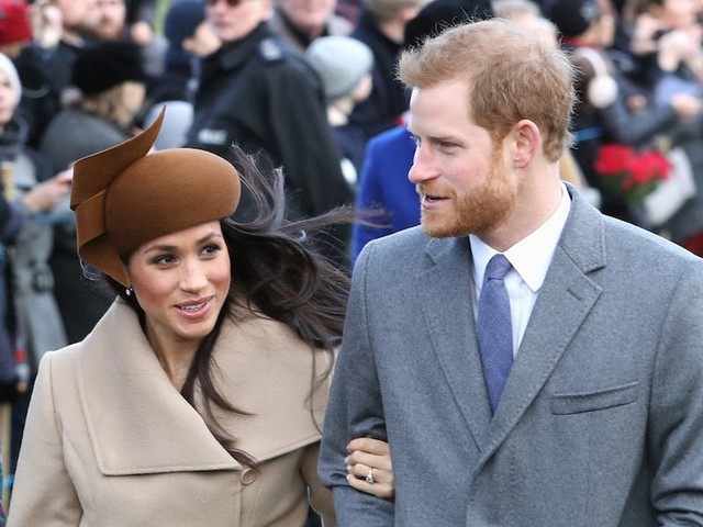Meghan Markle says her friends warned her not to date Prince Harry because 'the British tabloids will destroy your life'