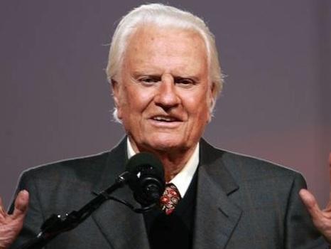 """Reverend Billy Graham, """"America's Pastor,"""" Dead at 99"""