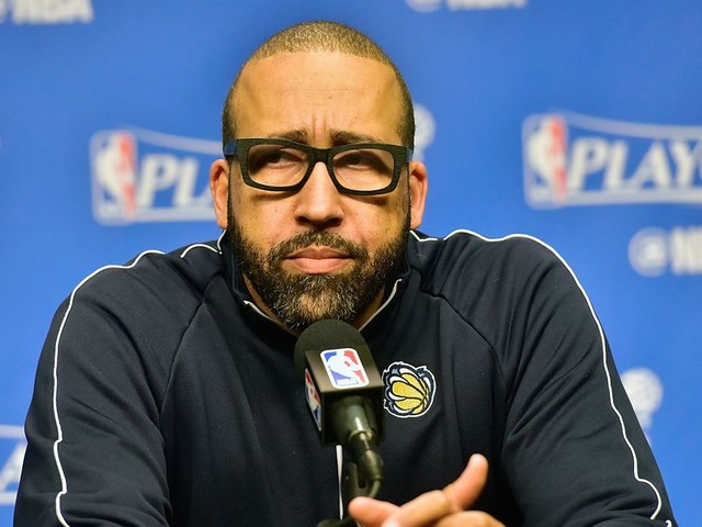 David Fizdale's short stint in Memphis was full of fire quotes