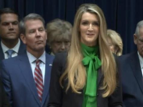 Georgia Gov. Brian Kemp names businesswoman Kelly Loeffler to fill open Senate seat