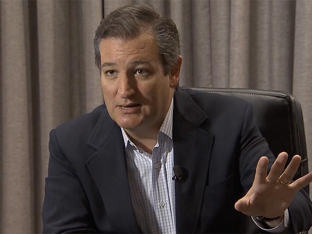 Sen. Cruz: 'Americans Who Pledge Allegiance To Terrorist Organizations Forfeit Rights As Citizens'