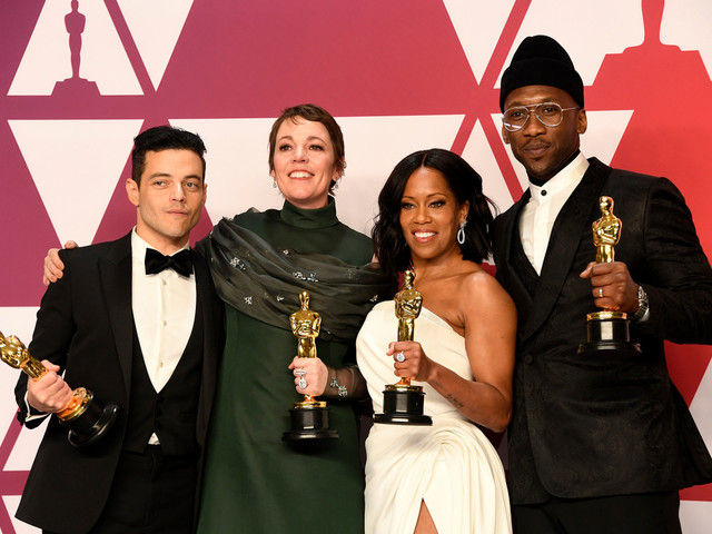Oscars 2020: Last year's top winners announced as first presenters