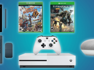 Daily Deals: A $180 Xbox One S Bundle, a $58 Pair of Google Home Minis, a $674 Surface Pro 6, and More