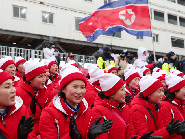 You Won't Believe North Korean Cheerleaders' New Obsession On 'Jimmy Kimmel'